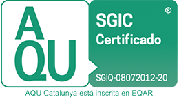Sello SGIC Certificado