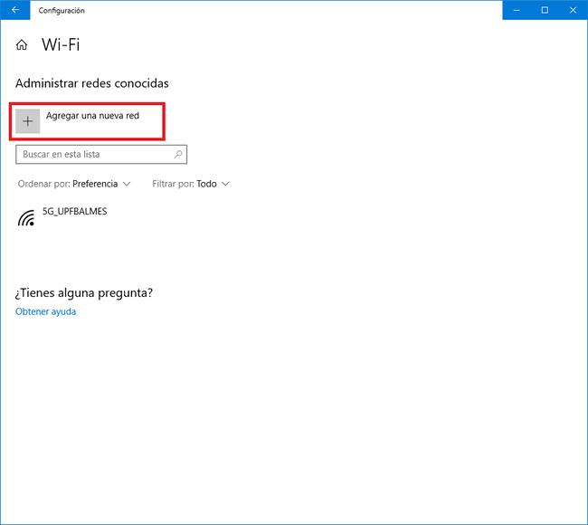 Configuración Eduroam Windows 10 - Paso 4